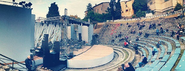 Anfiteatro Romano di Fiesole is one of Ievaさんのお気に入りスポット.