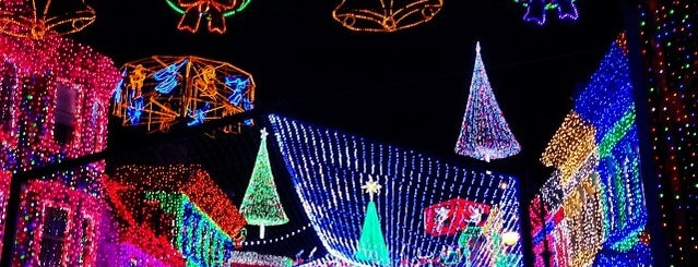 The Osborne Family Spectacle Of Dancing Lights is one of Best Of DizKnee.