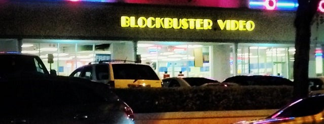 Blockbuster is one of sole.