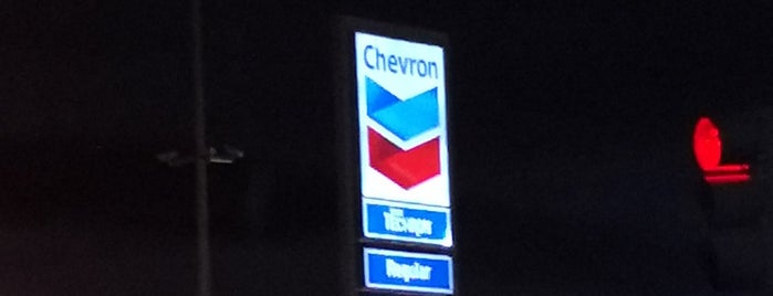 Chevron is one of Orte, die Fernanda gefallen.