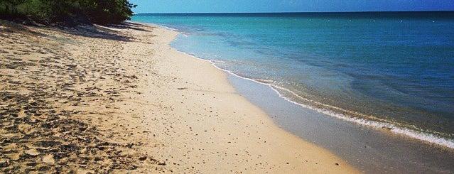 Playa Combate is one of Puerto Rico.