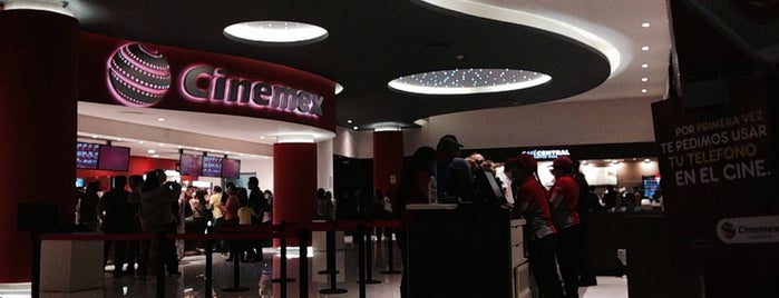 Cinemex is one of Posti che sono piaciuti a Rosco.