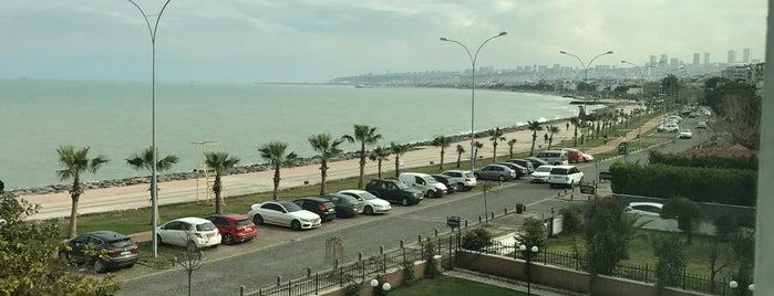 Ladin Evleri is one of Orte, die Sadalmelek gefallen.