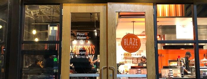 Blaze Pizza is one of vegan friendly in atlanta ga.