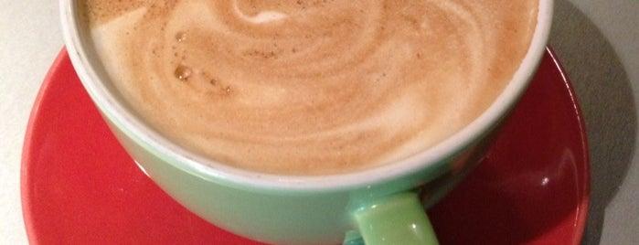 Inman Perk Coffee is one of 15 Top Coffee Shops in Atlanta.