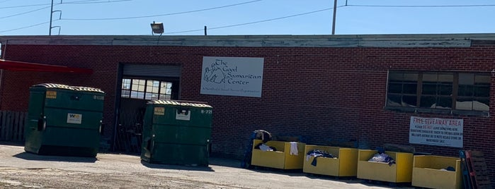 Good Samaritan Center: NUTS Re-Sale Store is one of Jackson's Consignment, Thrift & Vintage Shops.