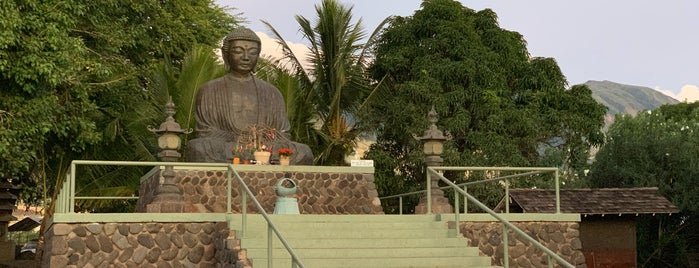 Jodo Mission is one of Maui.