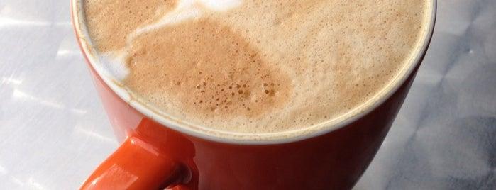 Drip Coffee Shop is one of 15 Top Coffee Shops in Atlanta.