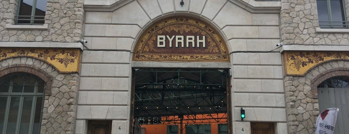 Byrrh is one of Home Sweet.