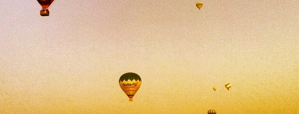 Butterfly Balloon is one of Nevşehir.