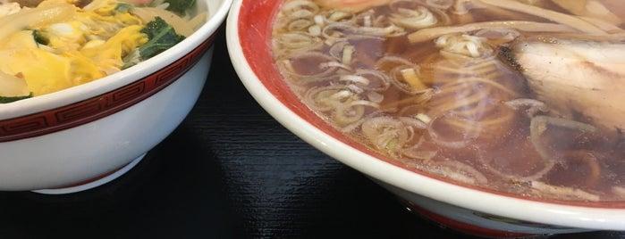 静華 is one of 再来してもよいラーメン店.