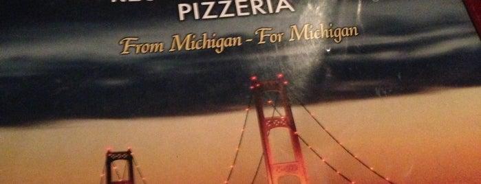 The Mitt Restaurant, Bar & Pizzeria is one of Gespeicherte Orte von Jason.