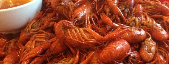 The Cajun Stop is one of Houston Press 2011 - Crawfish Places.