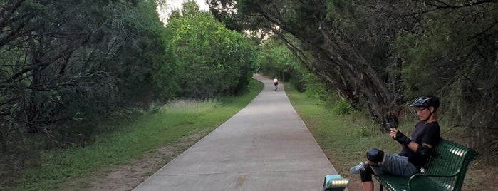 Walnut Creek Trails is one of Hiking and Breweries.