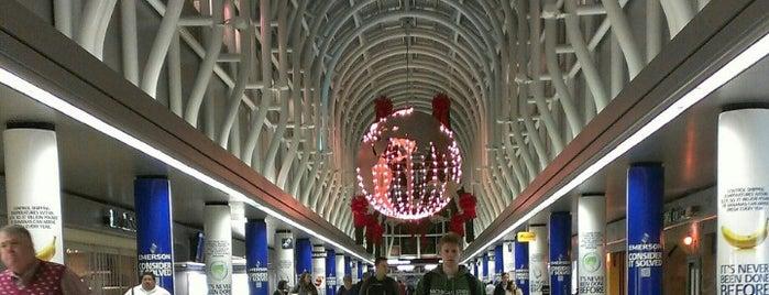 ท่าอากาศยานนานาชาติโอแฮร์ (ORD) is one of Traveling Chicago.