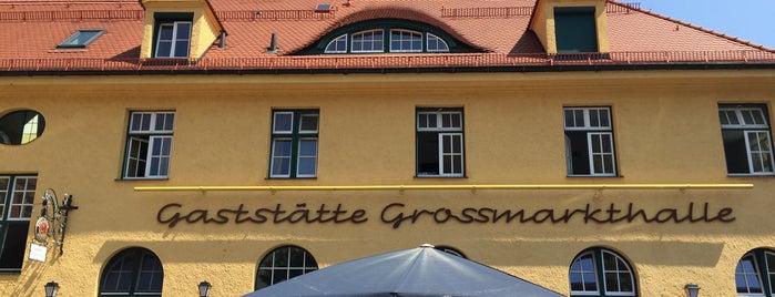 Gaststätte Großmarkthalle is one of Restaurants-Muenchen.