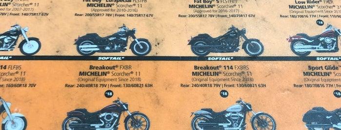 Adam Smith's Texas Harley-Davidson is one of Joel : понравившиеся места.