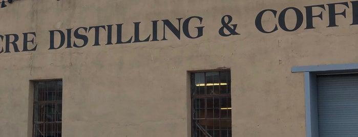 Acre Distillery is one of Lugares guardados de Gary.