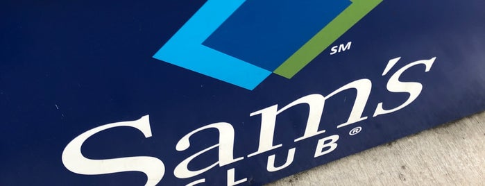 Sam's Club is one of สถานที่ที่ David ถูกใจ.