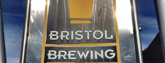 Bristol Brewing Company is one of Claudia 님이 좋아한 장소.