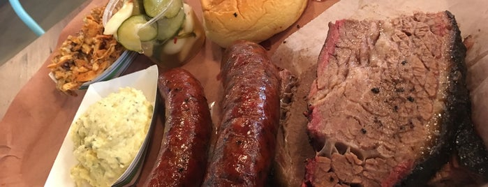 La Barbecue is one of Austin, TX.