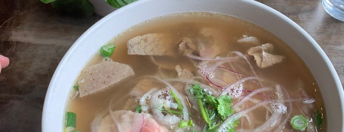 Pho 88 is one of DC food to do.