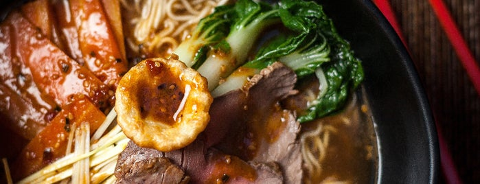 United Ramen is one of LONDON TO-DO.