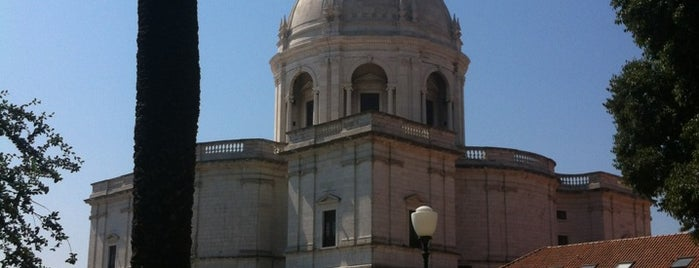 Igreja de Santa Engrácia (Panteão Nacional) is one of Locais Visitados.