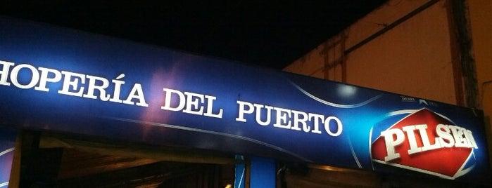 Choperia del Puerto is one of Restaurantes & Bares.