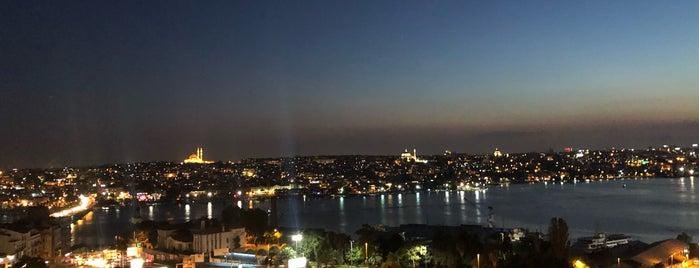 Firuze Beyoğlu is one of Taksim.