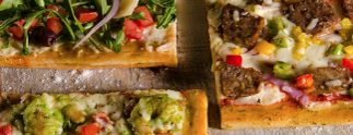 Pizza Rustica is one of Lugares favoritos de Brend.