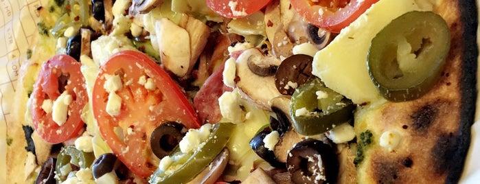 Mod Pizza is one of Lieux qui ont plu à Angel.