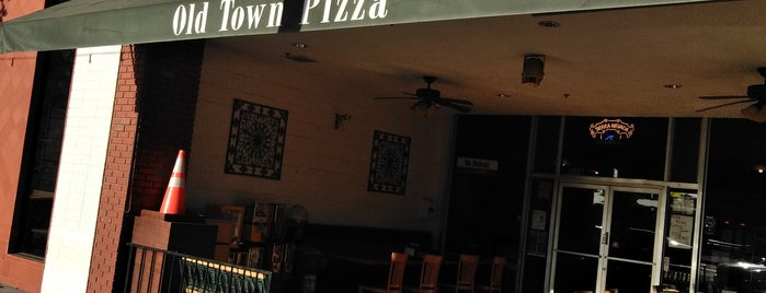 Old Town Pizza is one of 20 favorite restaurants.