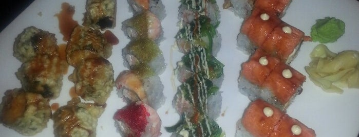 Yama Sushi Bar is one of Arnold.