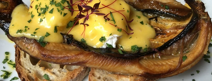 Brickwood Coffee & Bread is one of Breakfast/Brunch in London.