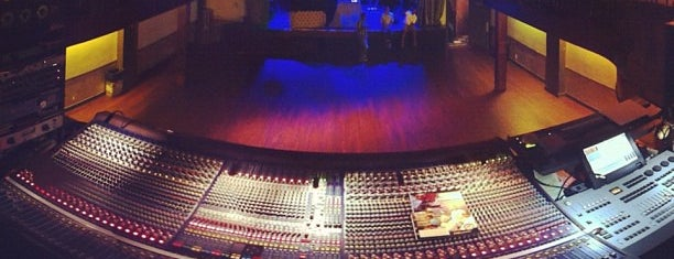 Bowery Ballroom is one of Places to Perform..