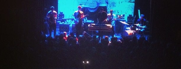 Bowery Ballroom is one of Music Venues.