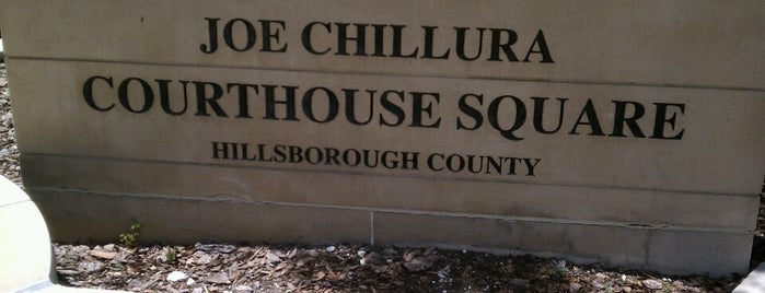 Joe Chillura Court House Square is one of Lizz 님이 좋아한 장소.