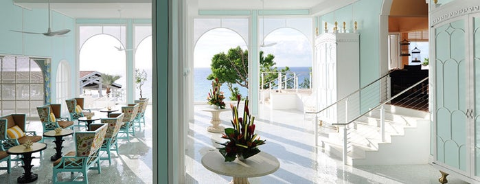Malliouhana Hotel & Spa Anguilla is one of International: Hotels.