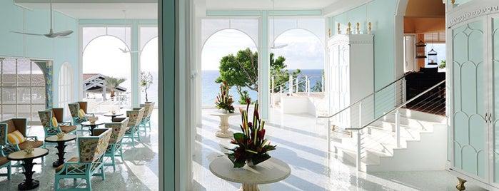 Malliouhana Hotel & Spa Anguilla is one of International: Hotels.