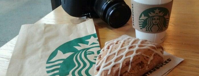 Starbucks is one of Orte, die A gefallen.