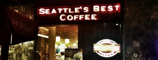 Seattle's Best Coffee is one of Guide to Makati City's best spots.