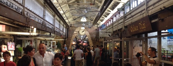 Chelsea Market is one of Affinia Manhattan's Local Tips.
