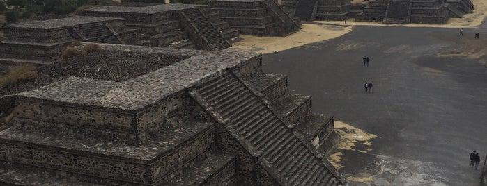 Zona Arqueológica de Teotihuacán is one of De-Efe.