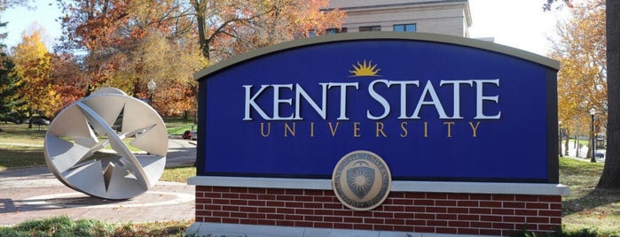 Kent State University Esplanade is one of Kent State.