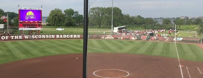 Goodman Softball Complex is one of Athletics.