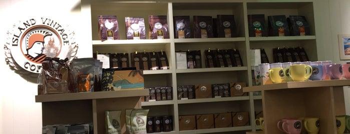 Island Vintage Coffee is one of To-Do Hawaii 🌈.