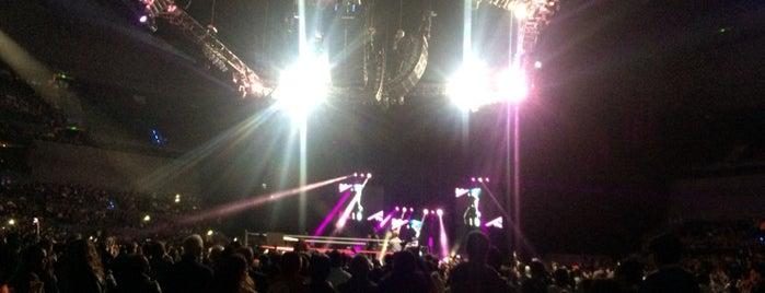 Arena Ciudad de México is one of Tempat yang Disukai ElPsicoanalista.