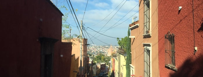San Miguel de Allende is one of ElPsicoanalista : понравившиеся места.