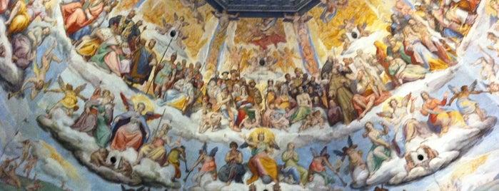 Cattedrale di Santa Maria del Fiore is one of * ECOTOURISM GUIDE *.